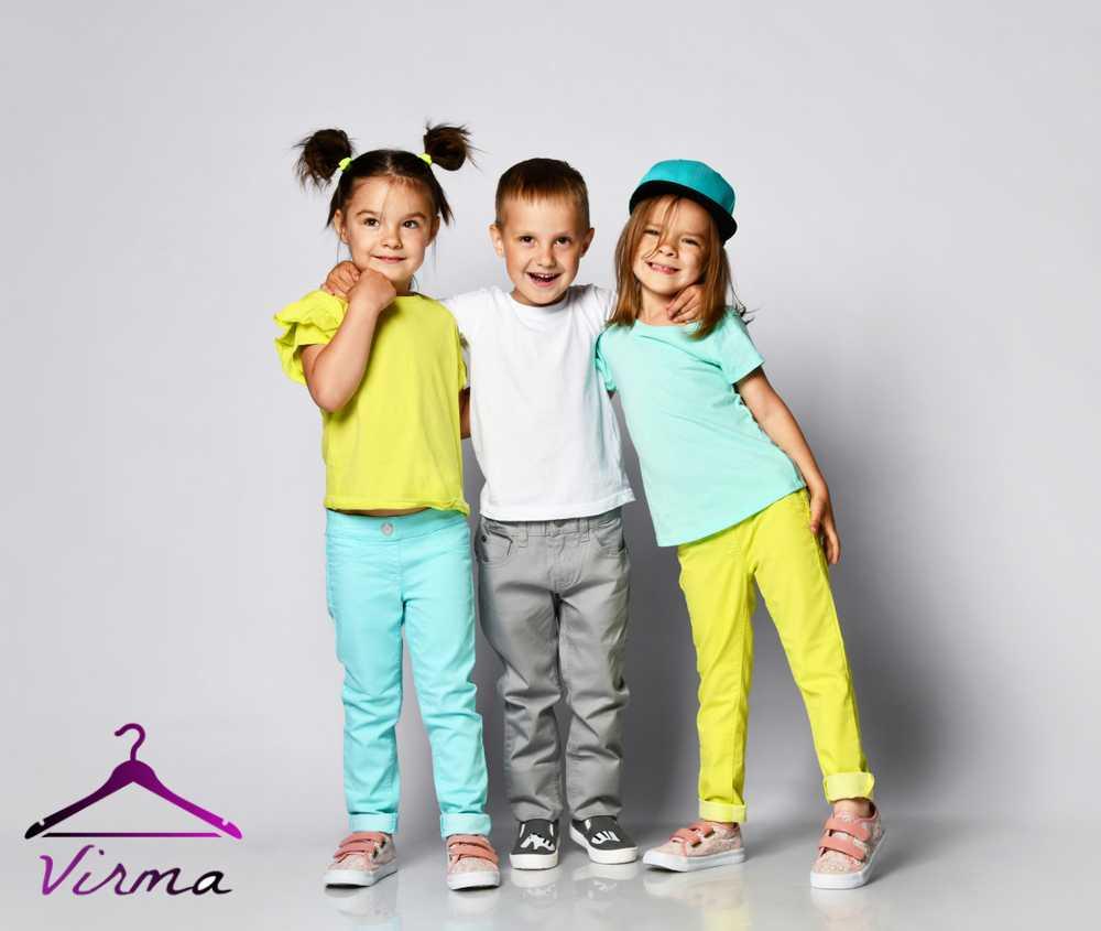 سه کودک