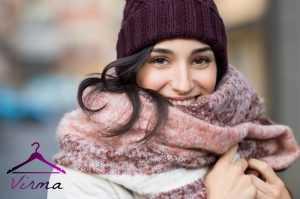 فصل های مختلف؛ شال و روسری های مختلف